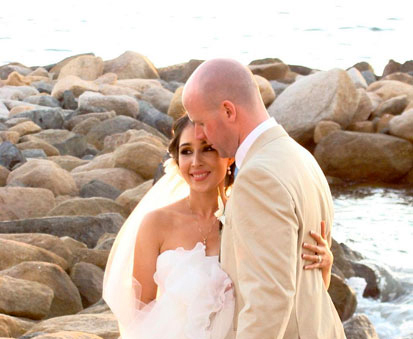 Brian Groome & Marissa Rendon